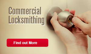 Commercial Locksmithing
